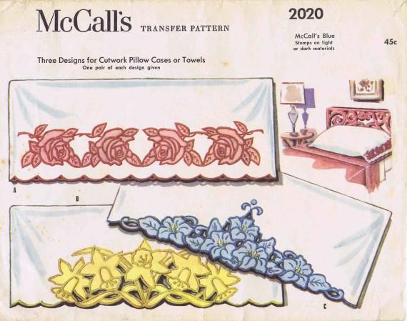 McCall's 2020 A