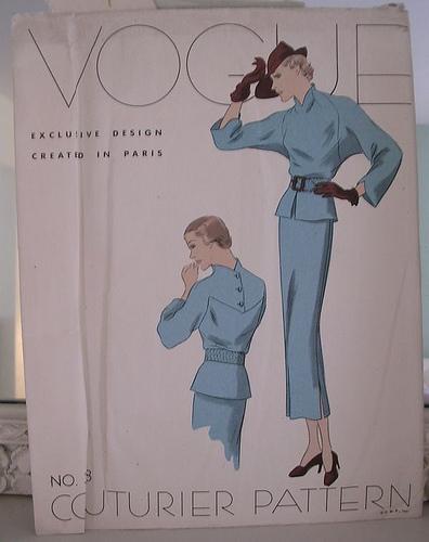 Vogue 338 A