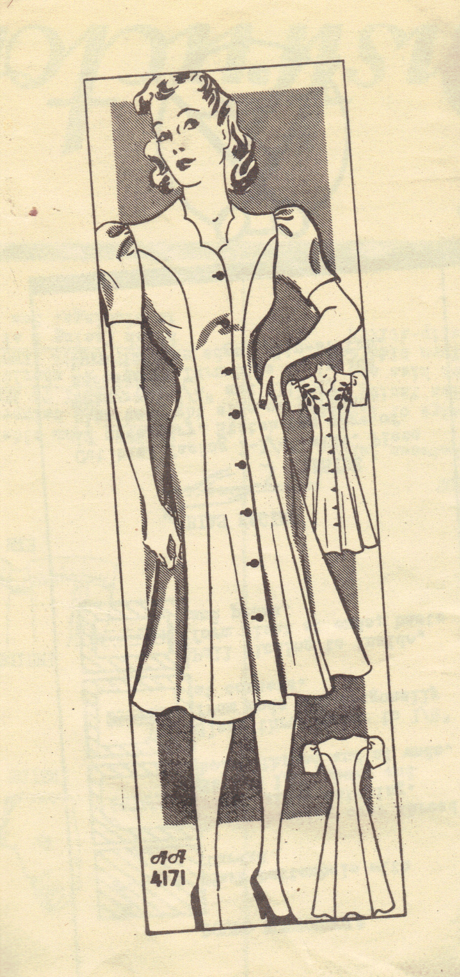 Anne Adams 4171