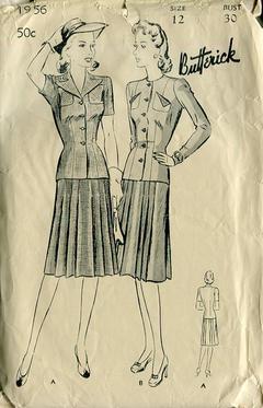 Butterick 1956