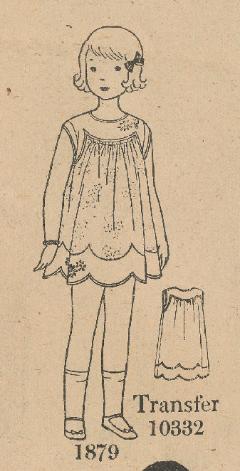 Butterick 1879