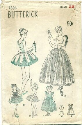 Image:Butterick 4696