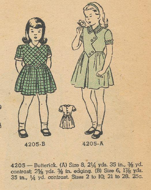 Butterick 4205 C