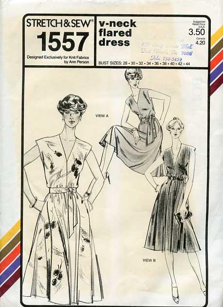 Stretch & Sew 1557