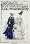 La Mode Pratique No. 4 28 January 1905
