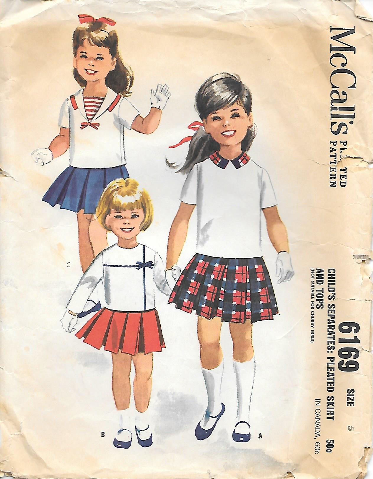 McCall's 6169 B