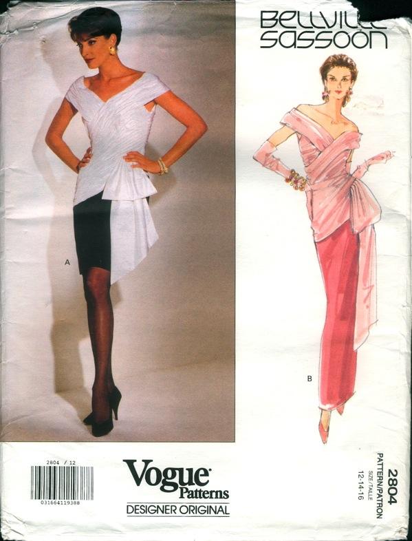 Vogue 2804 A