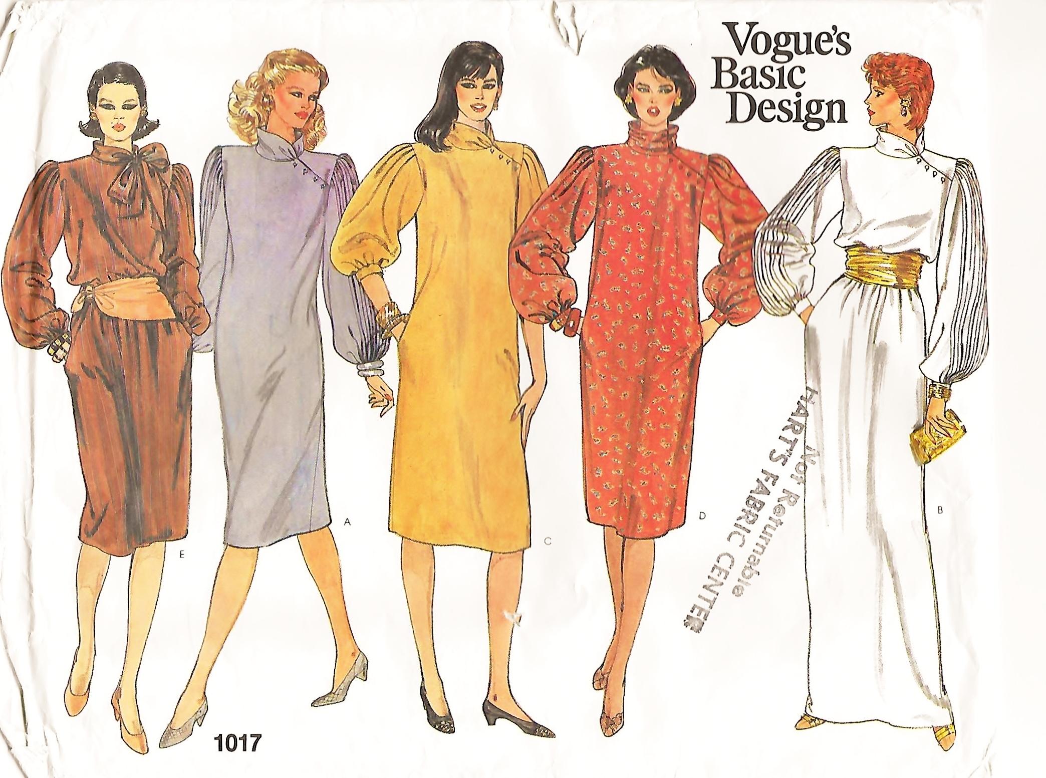 Vogue 1017 B