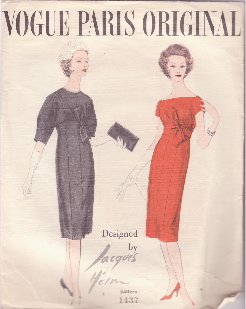 Vogue 1437 A