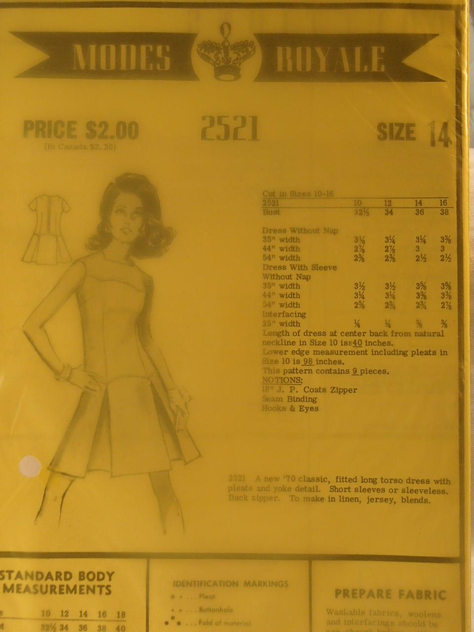 Modes Royale 2521