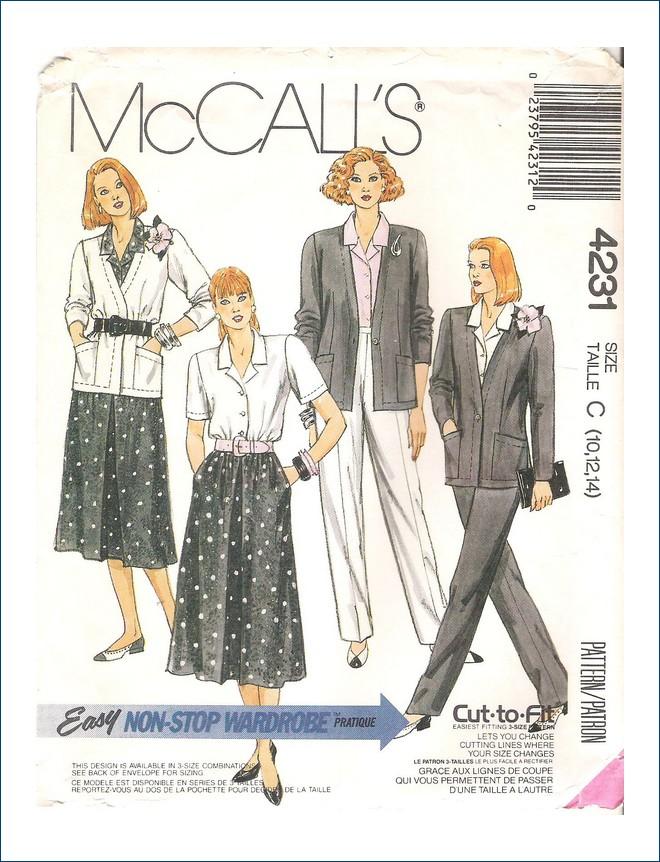 McCall's 4231