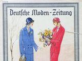 Deutsche Moden-Zeitung No. 13 Vol. 38 1928/29