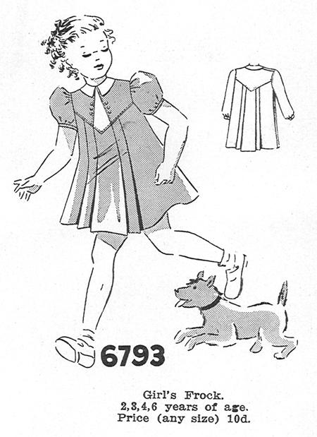 Madame Weigel's 6793