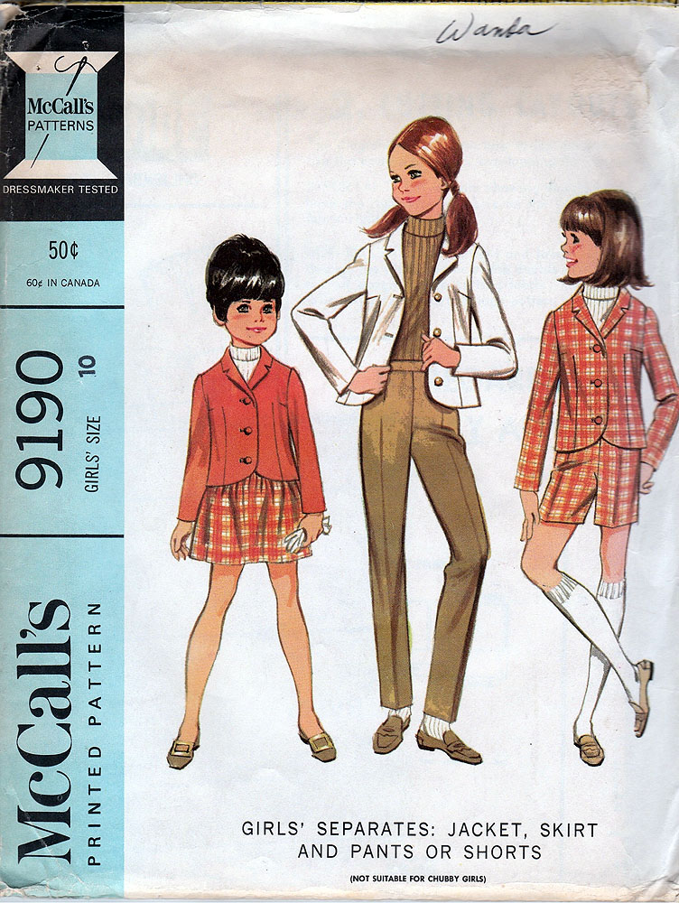 McCall's 9190
