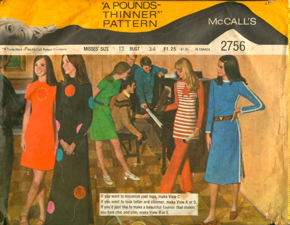 McCall's 2756