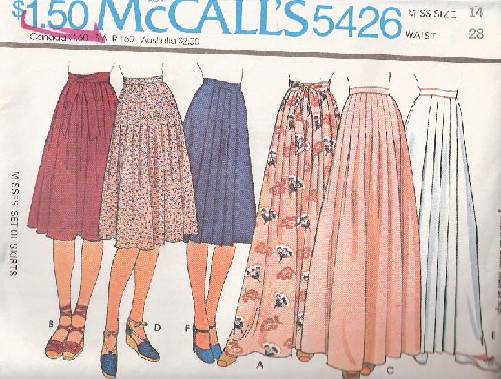 McCall's 5426