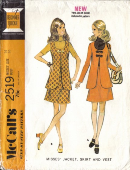 McCall's 2519