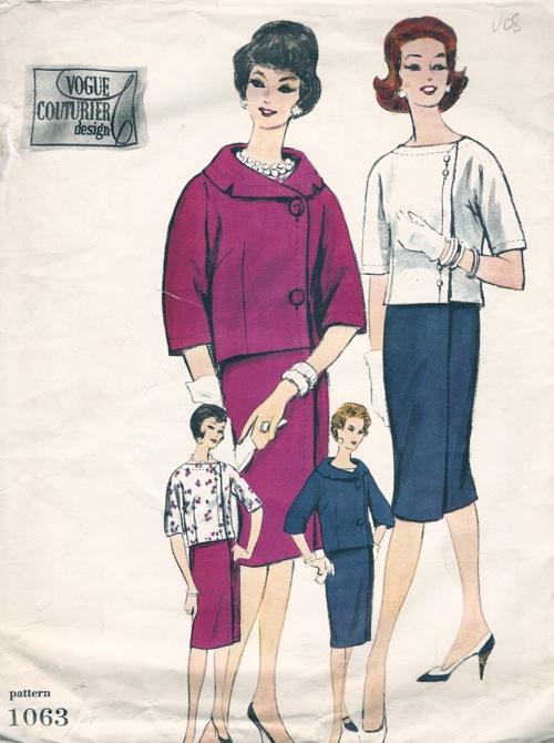 Vogue 1063 A