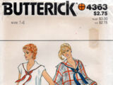 Butterick 4363 C