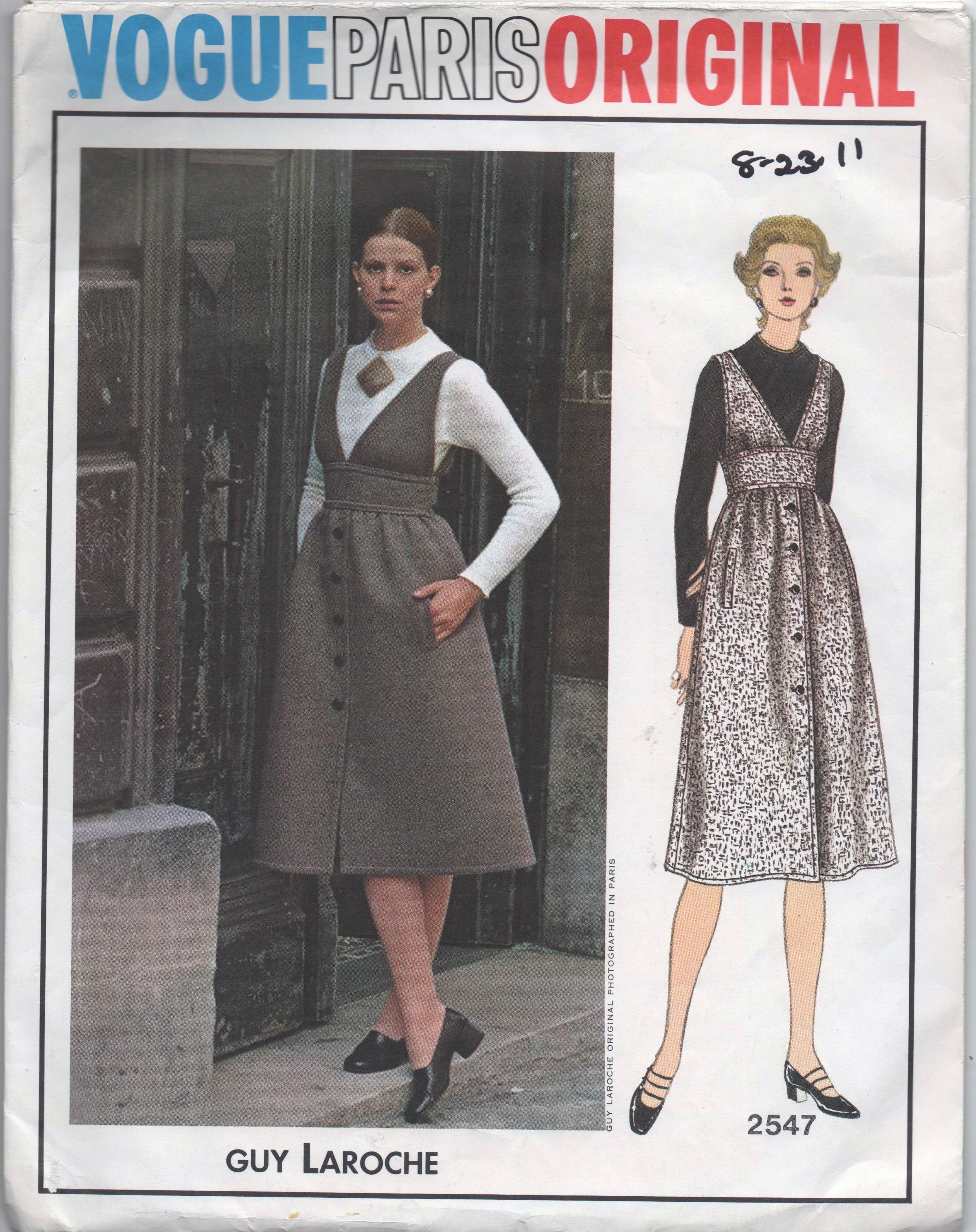 Vogue 2547 A