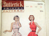 Butterick 6478