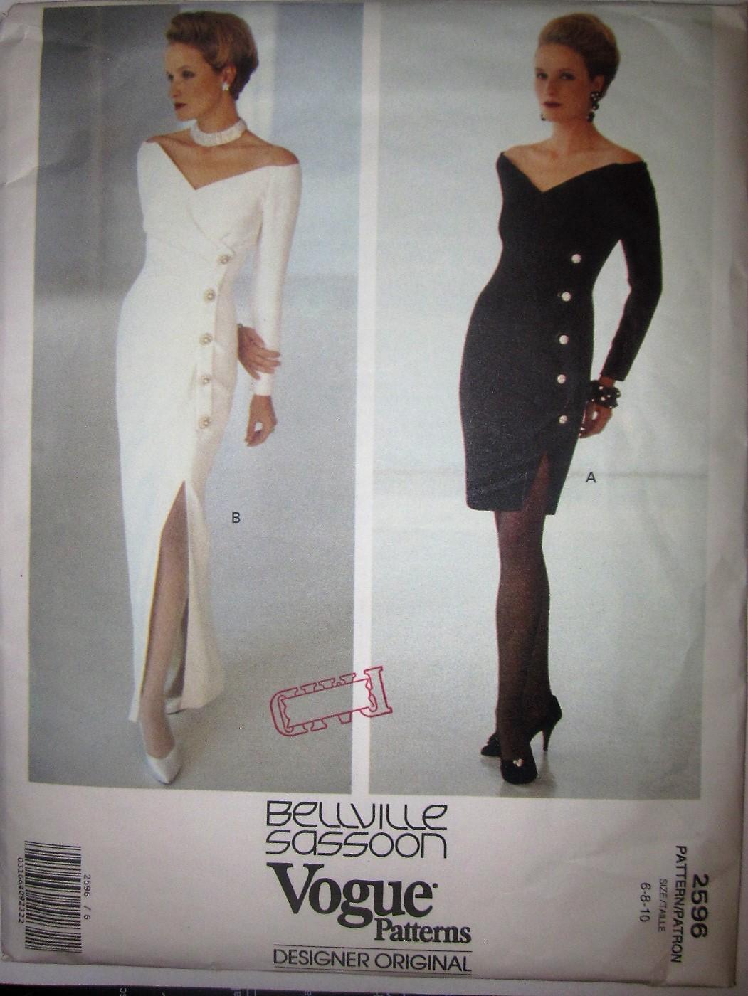 Vogue 2596 A