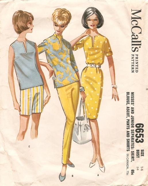 McCall's 6653