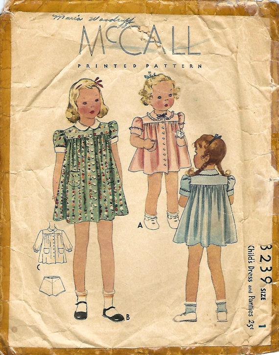 McCall 3239