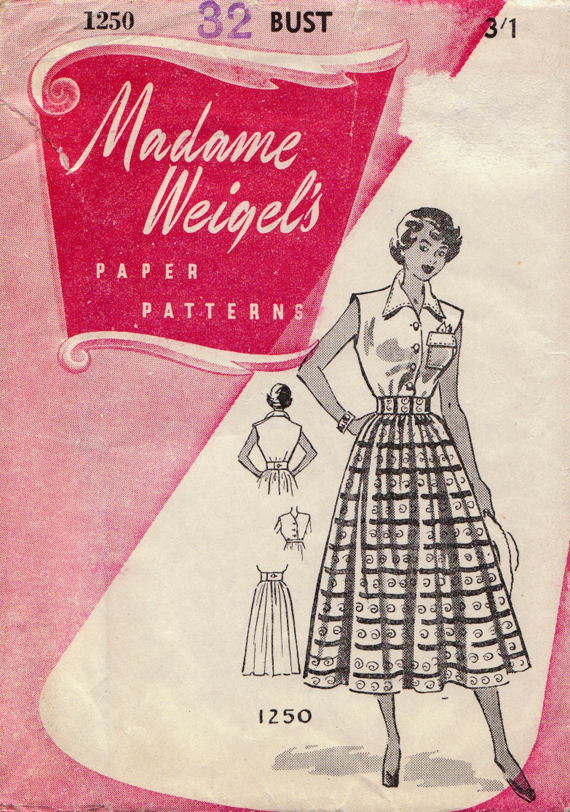 Madame Weigel's 1250