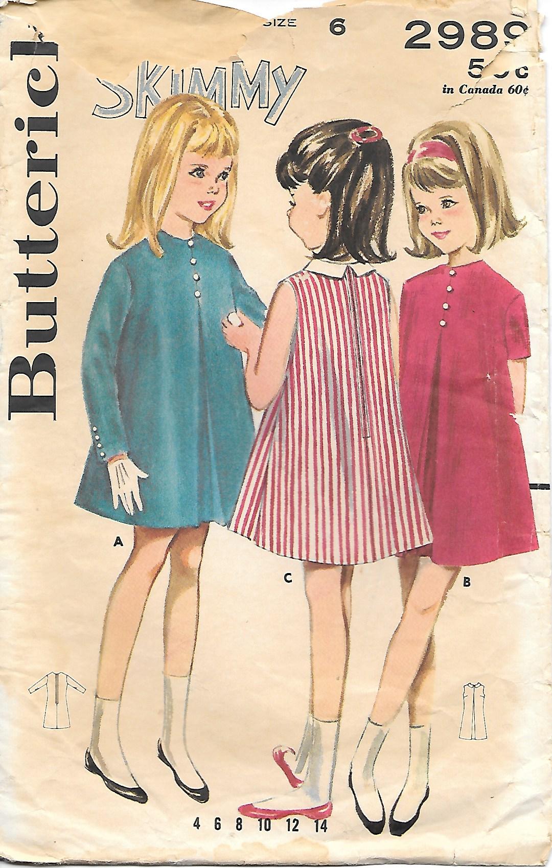 Butterick 2989