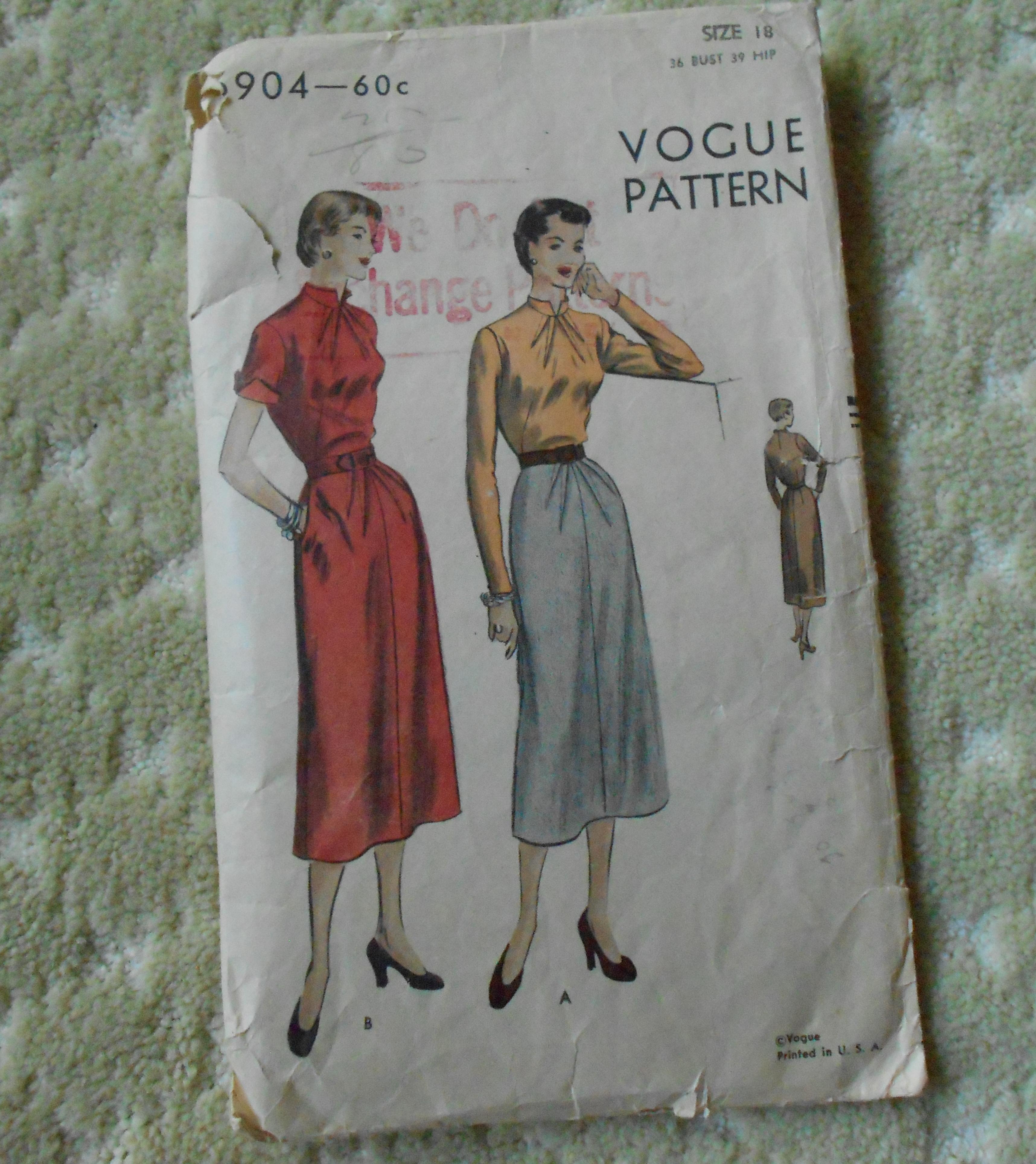 Vogue 6904 A