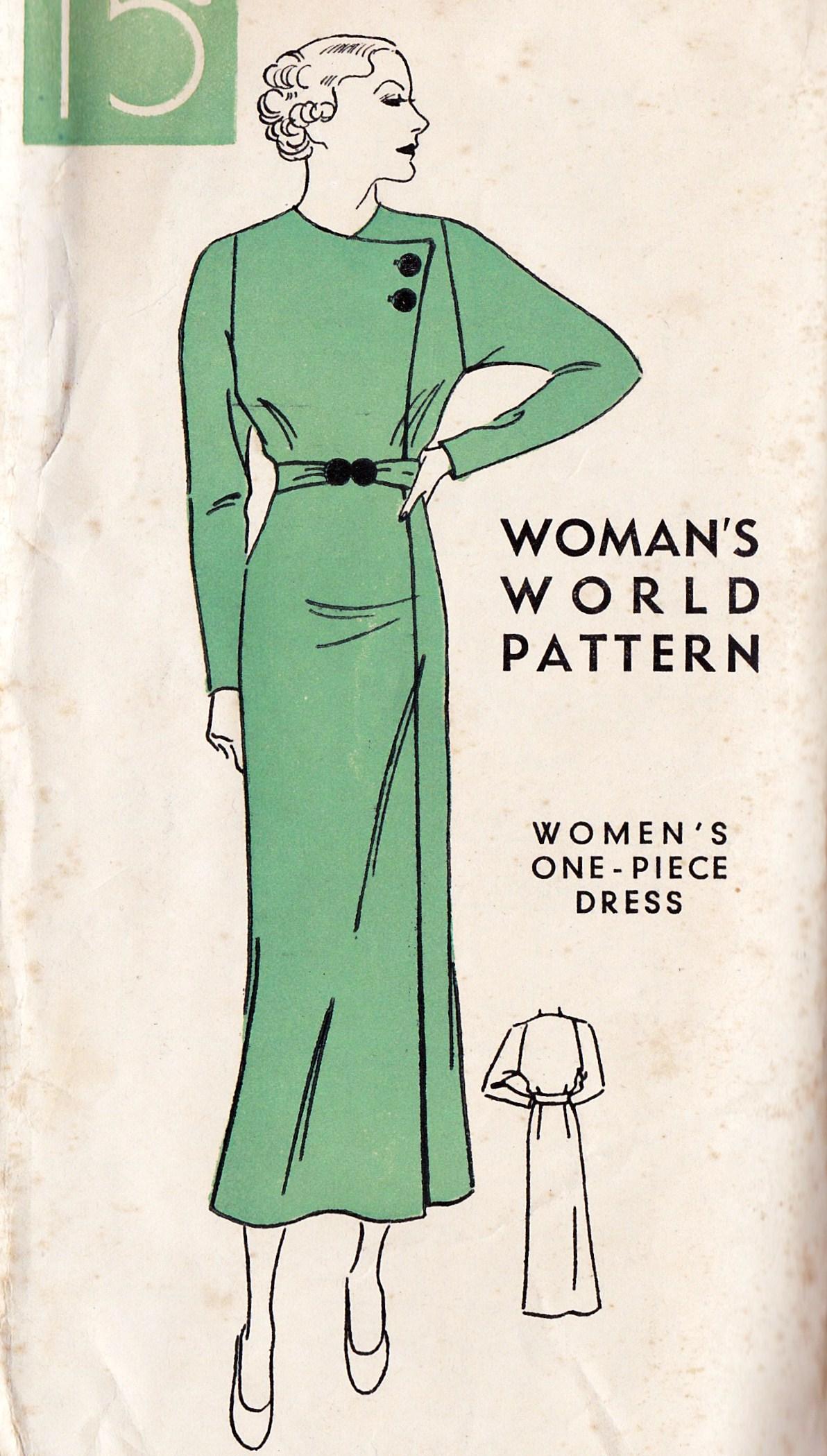 Woman's World 5928
