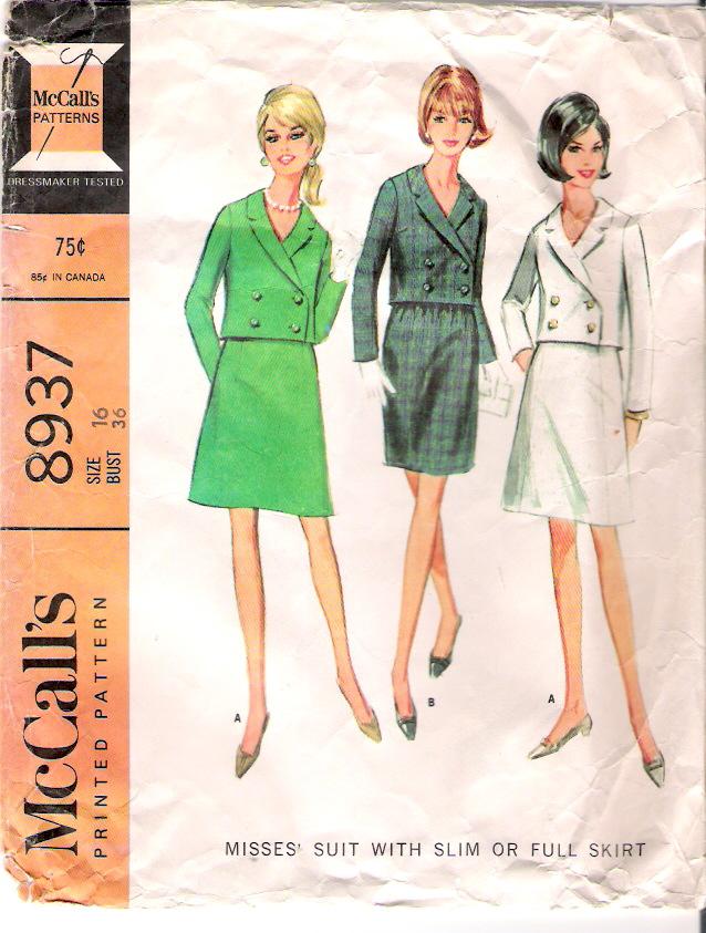 McCall's 8937