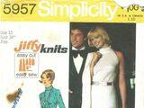 Simplicity 5957