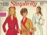 Simplicity 7930 A