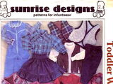Sunrise Designs Toddler Westernwear