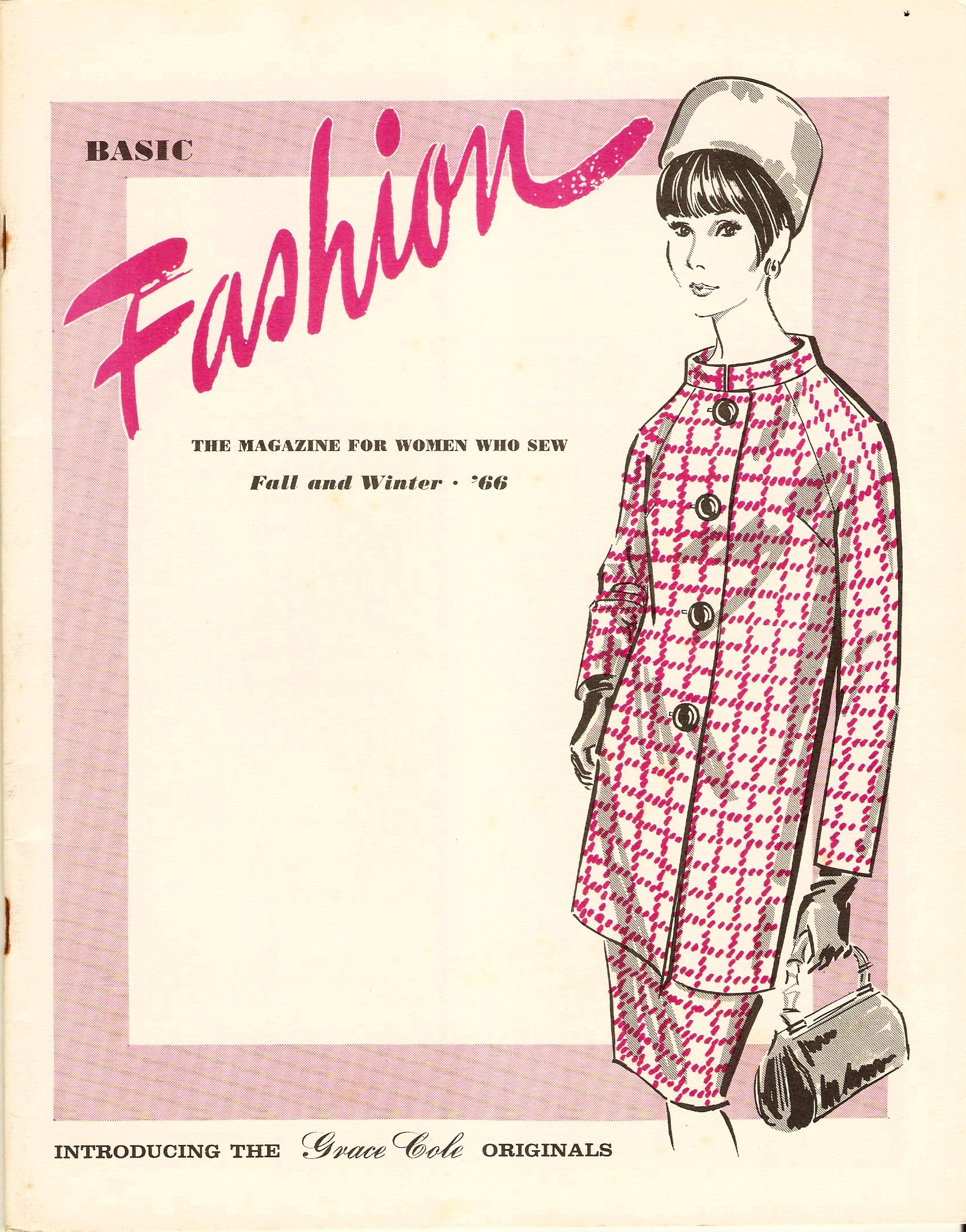 Basic Fashion Fall and Winter 1966