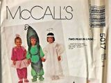 McCall's 5017 B