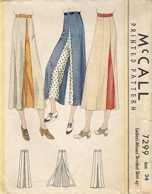 McCall 7299 A