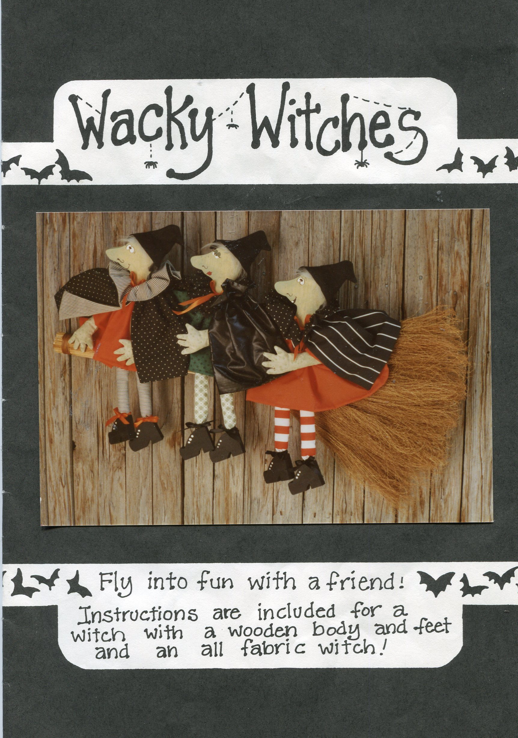 Creative Outlet Wacky Witches