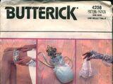 Butterick 4236 A