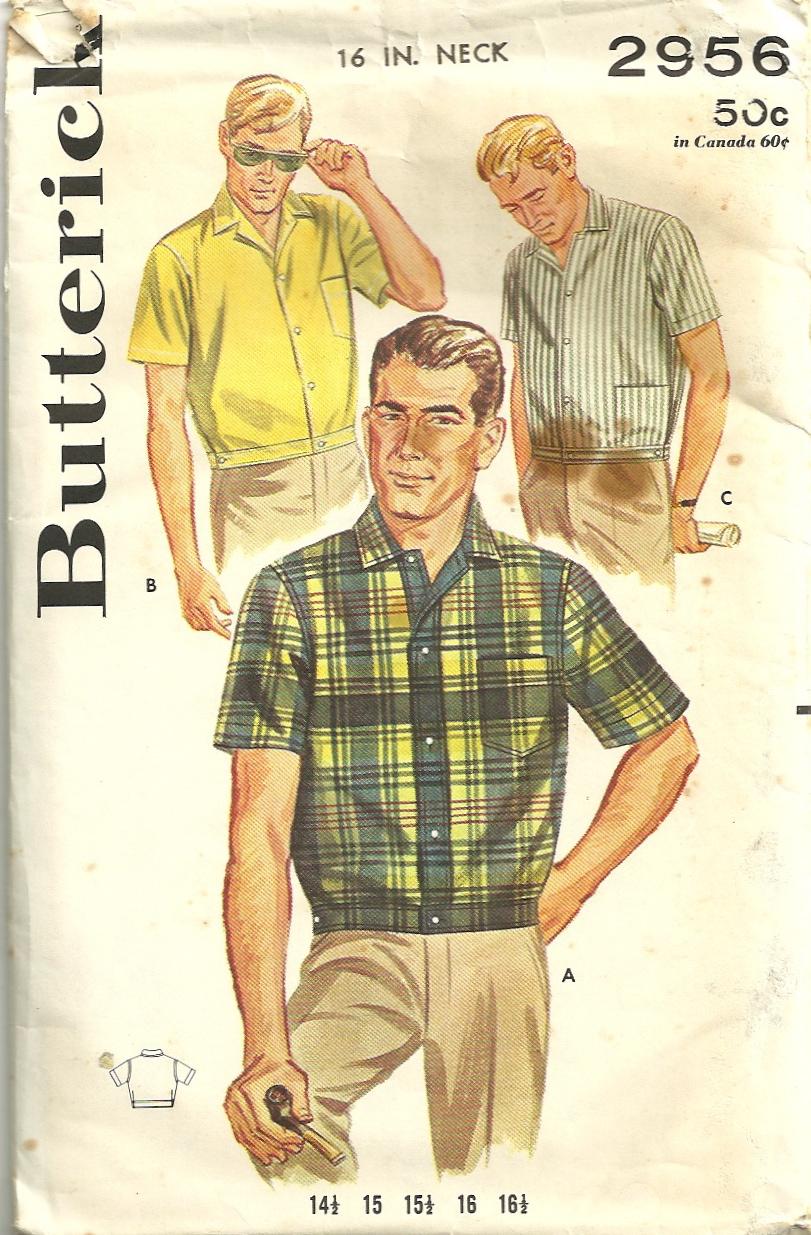 Butterick 2956