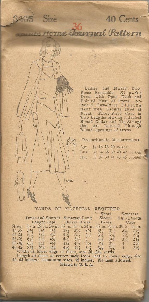 Ladies Home Journal 6495