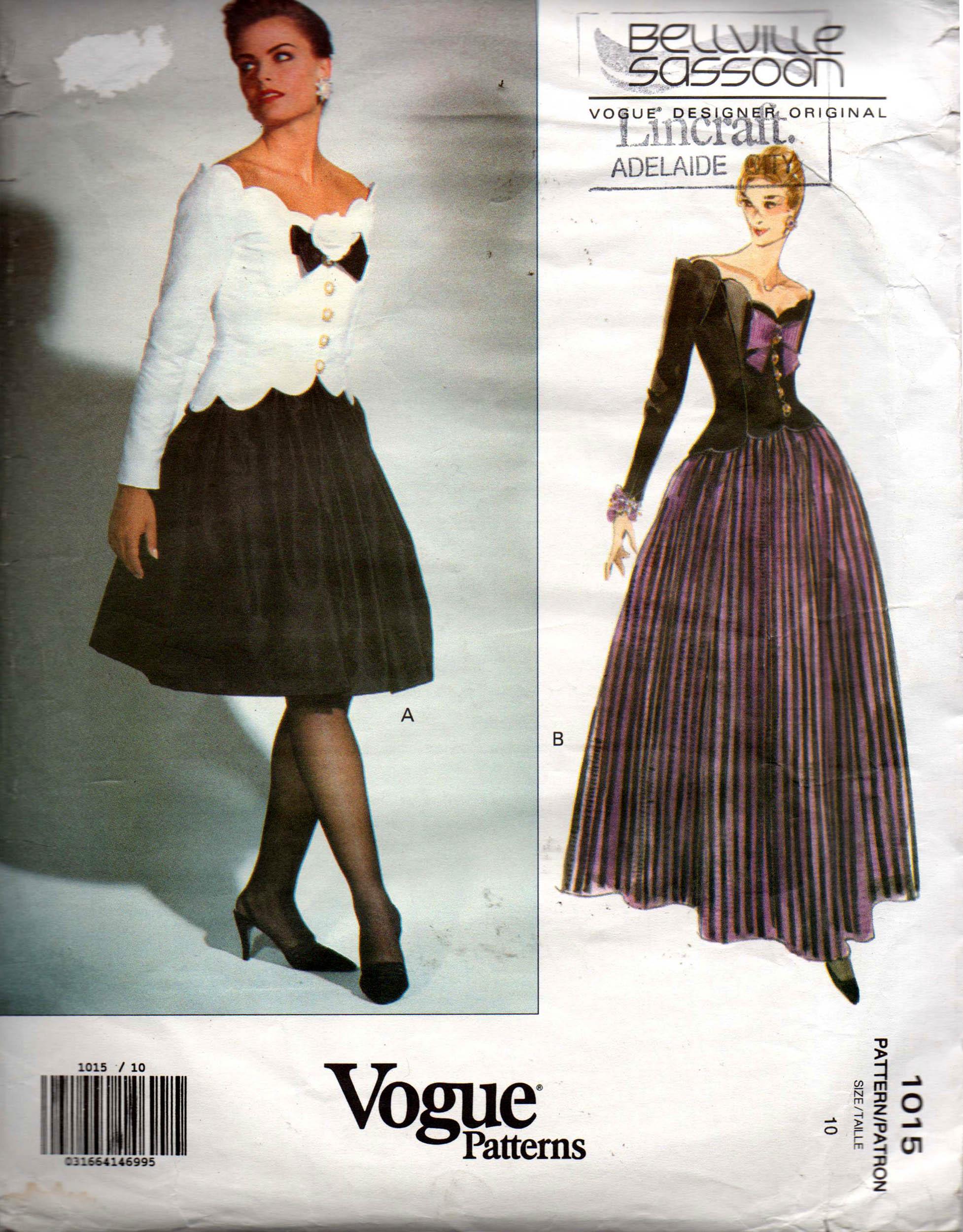 Vogue 1015 B