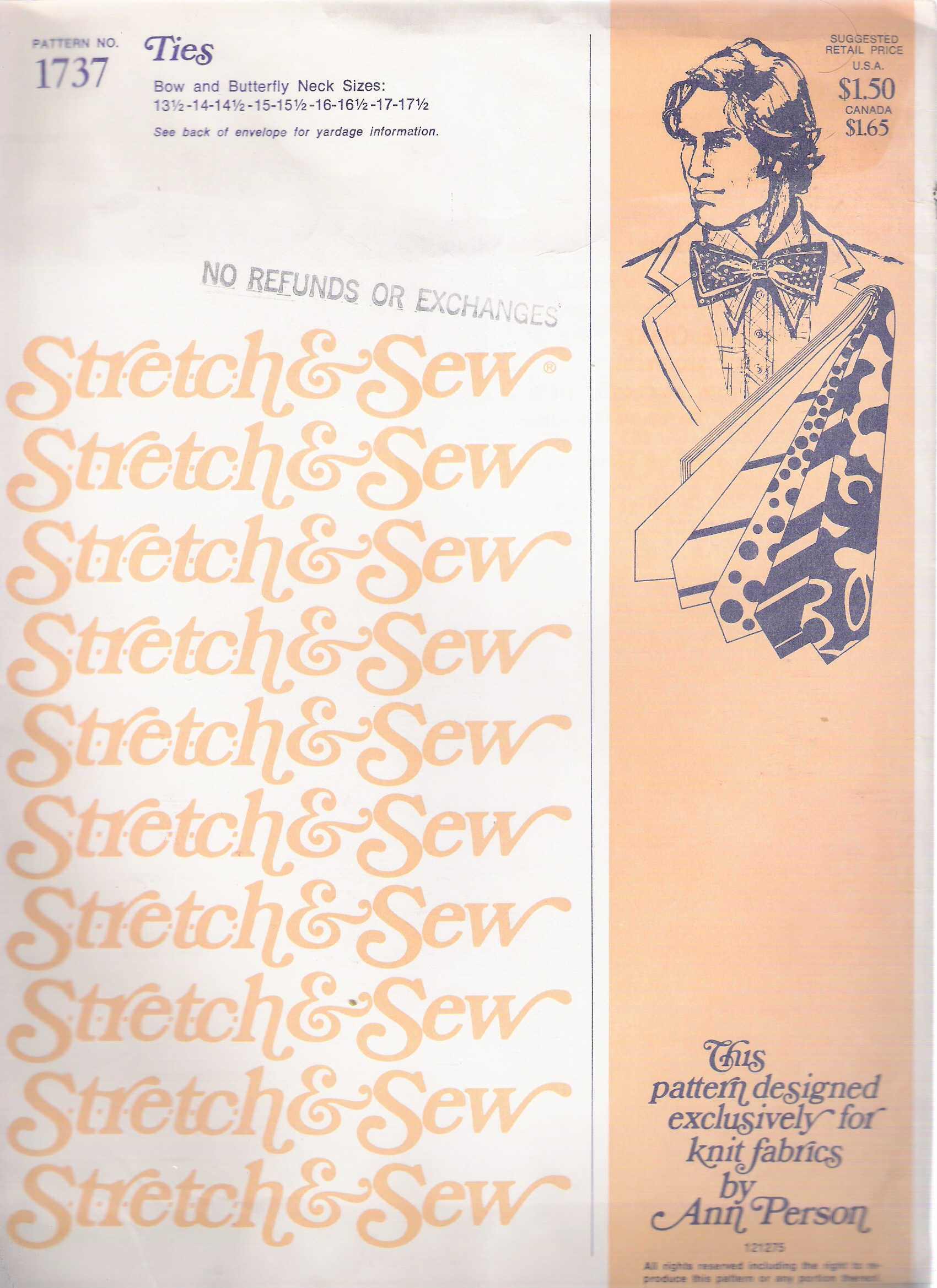 Stretch & Sew 1737