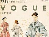 Vogue 7786