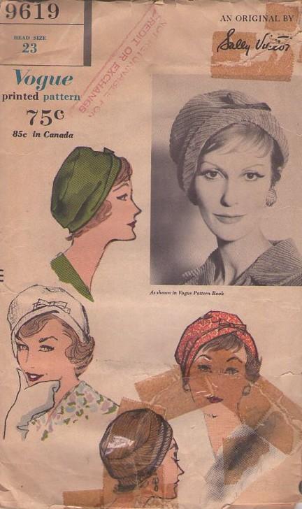 Vogue 9619 A