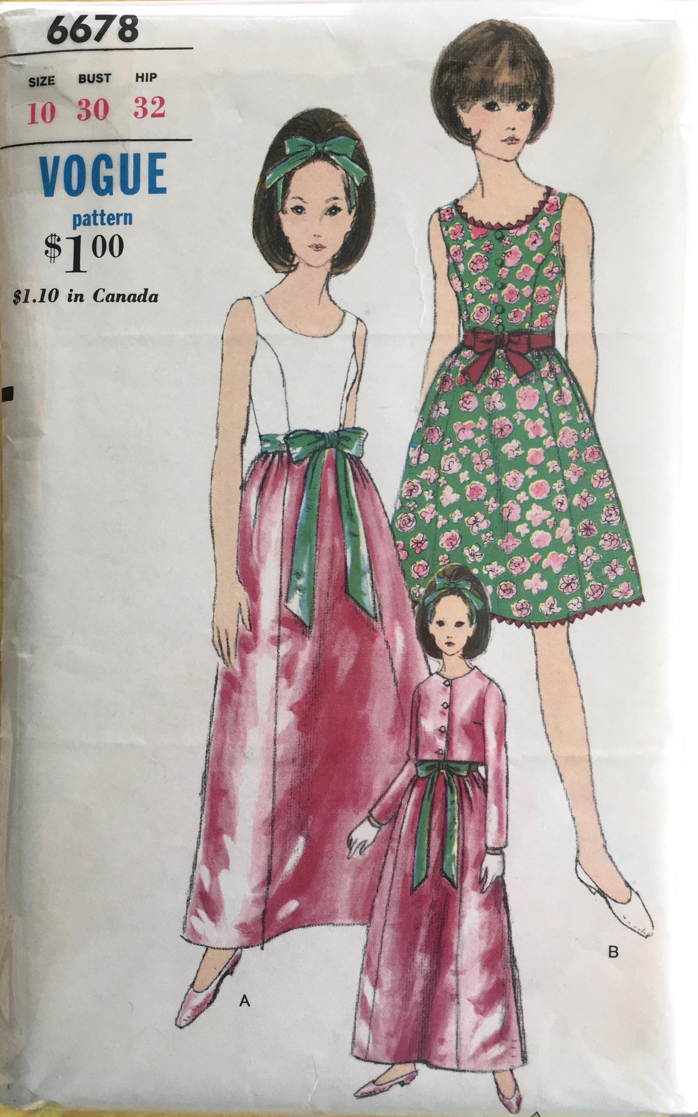 Vogue 6678 A