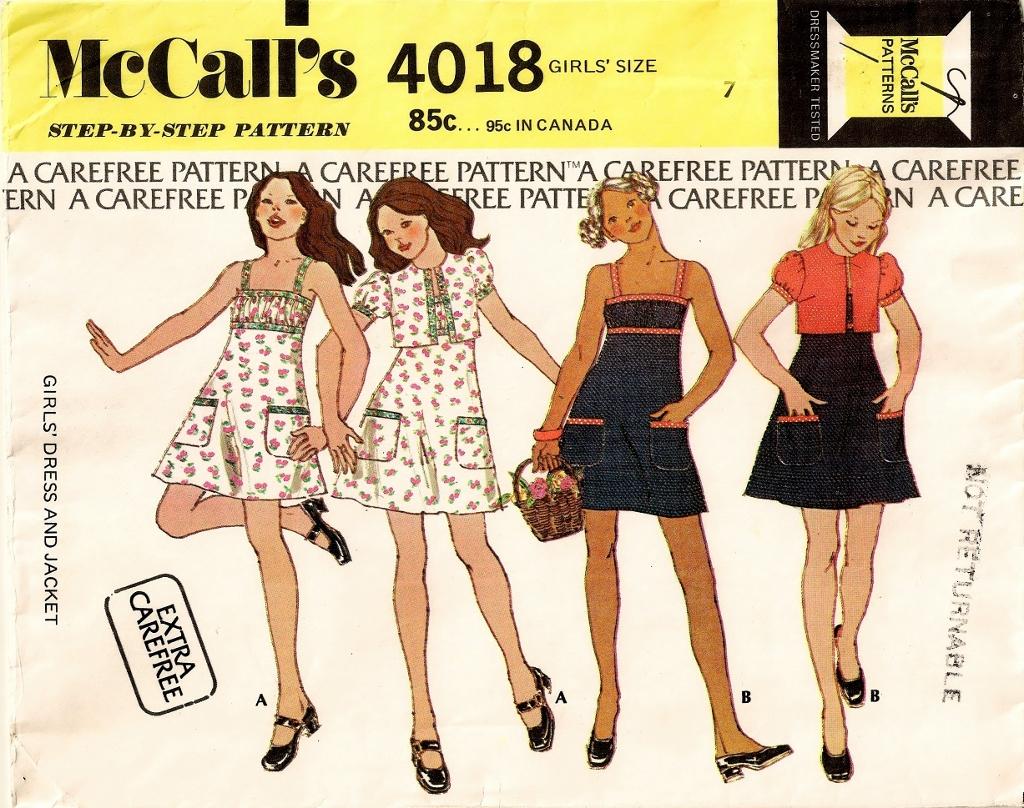 McCall's 4018