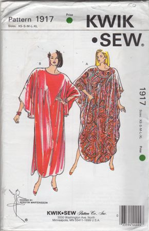 Kwik Sew 1917